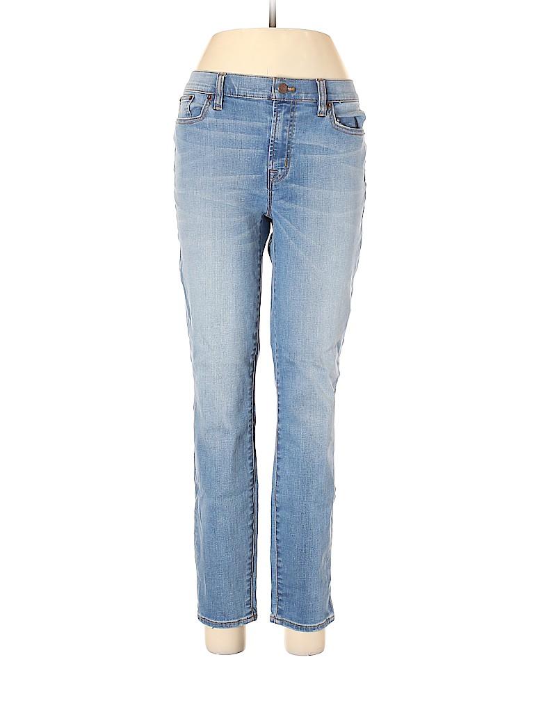 J. Crew Factory Store Women Jeans 32 Waist