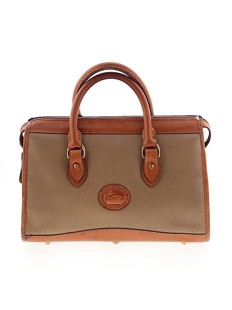 Dooney & Bourke Women Leather Satchel One Size