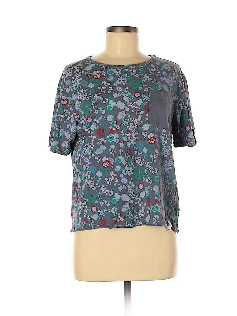 Burton Women Short Sleeve T-Shirt Size M