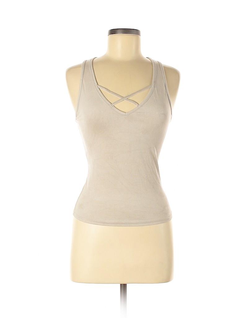 Contempo Women Sleeveless Blouse Size M