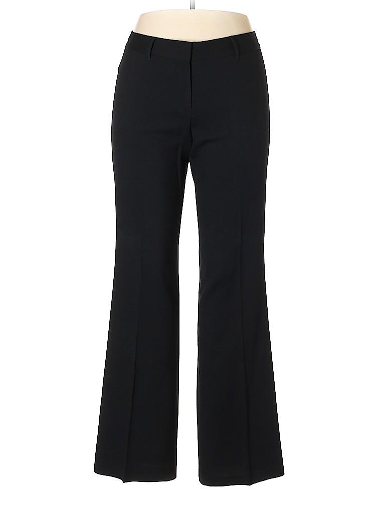Elie Tahari Women Wool Pants Size 14