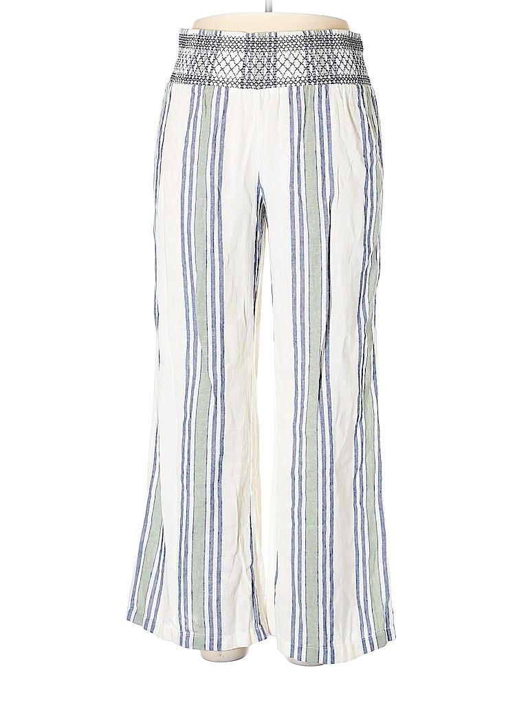 Indigo Rein Women Linen Pants Size XL