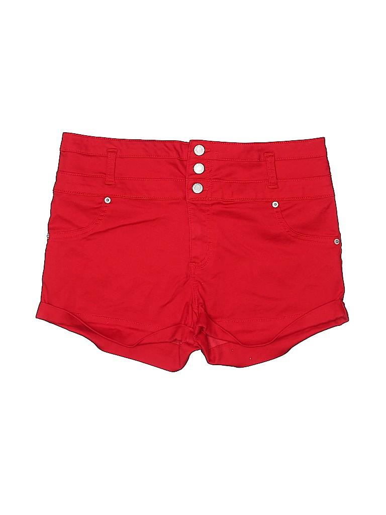 Mossimo Supply Co. Women Denim Shorts Size 16