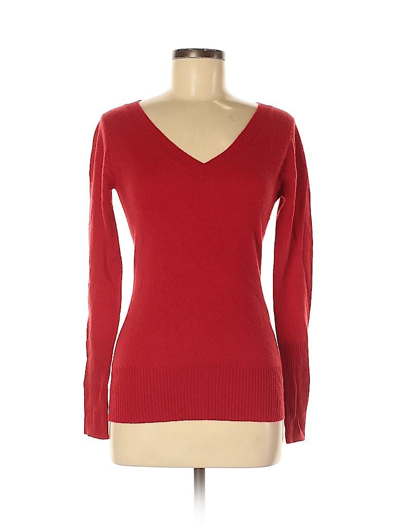 E.Vil Women Cashmere Pullover Sweater Size M