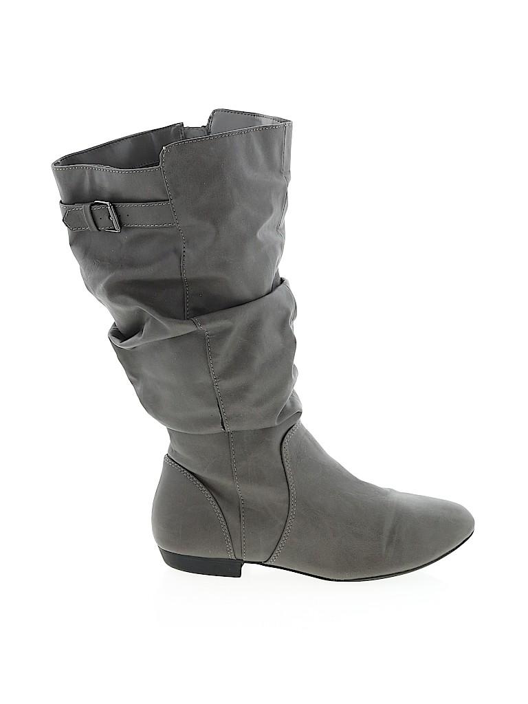 Lower East Side Women Boots Size 8