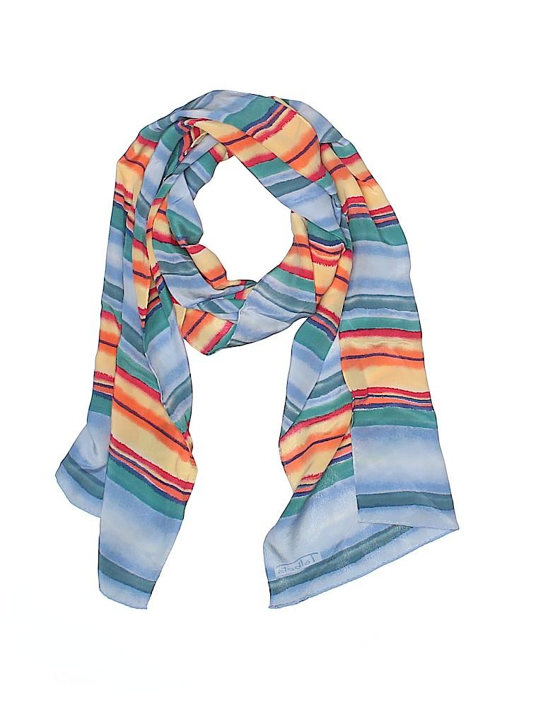 Talbots Women Silk Scarf One Size