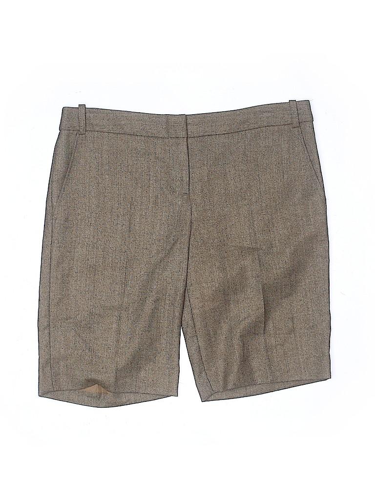 BCBGMAXAZRIA Women Dressy Shorts Size 6