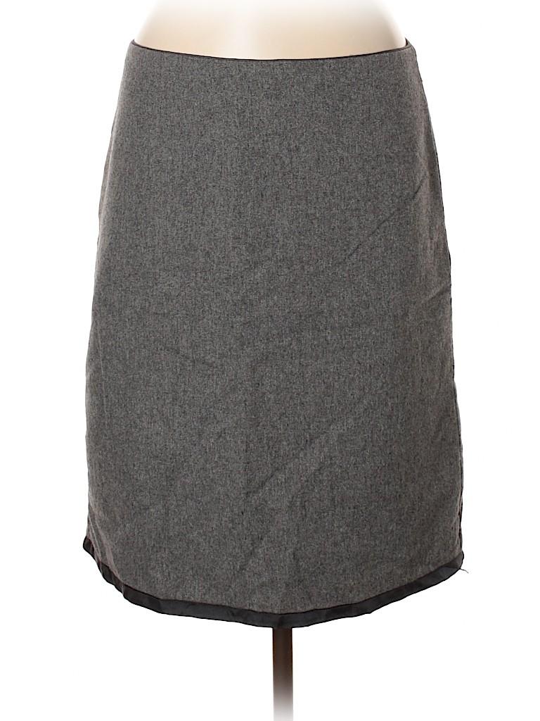 Old Navy Women Wool Skirt Size 8
