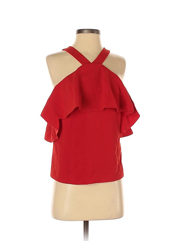 Rachel Zoe Women Sleeveless Blouse Size 2