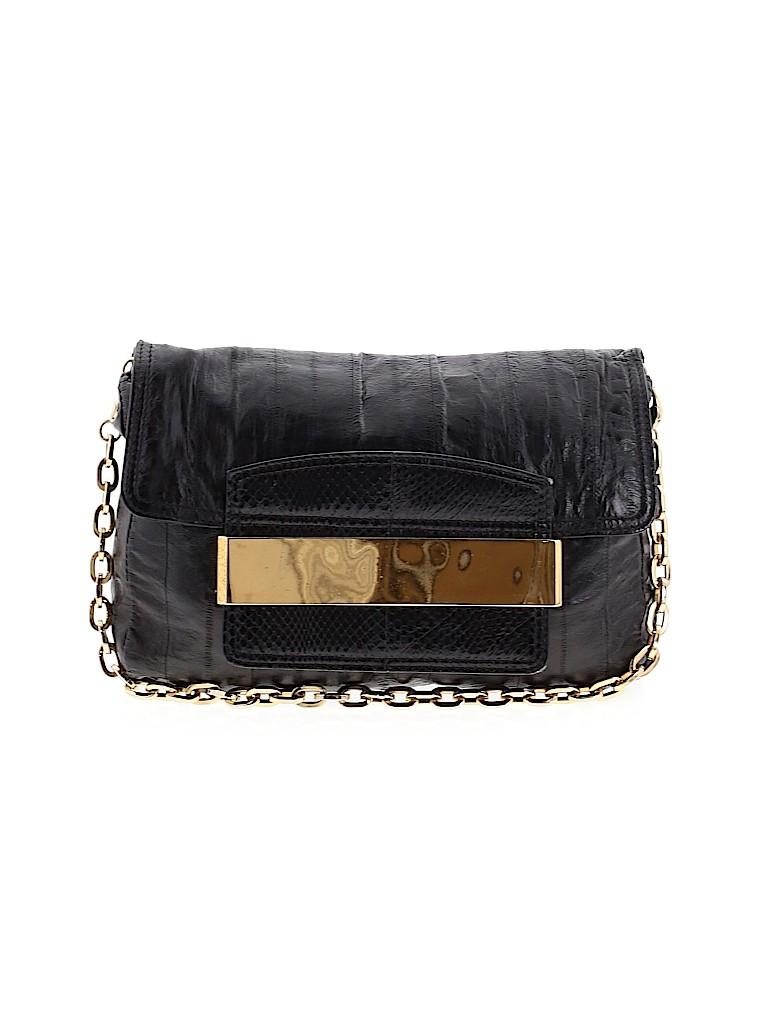 Jimmy Choo Women Leather Shoulder Bag One Size