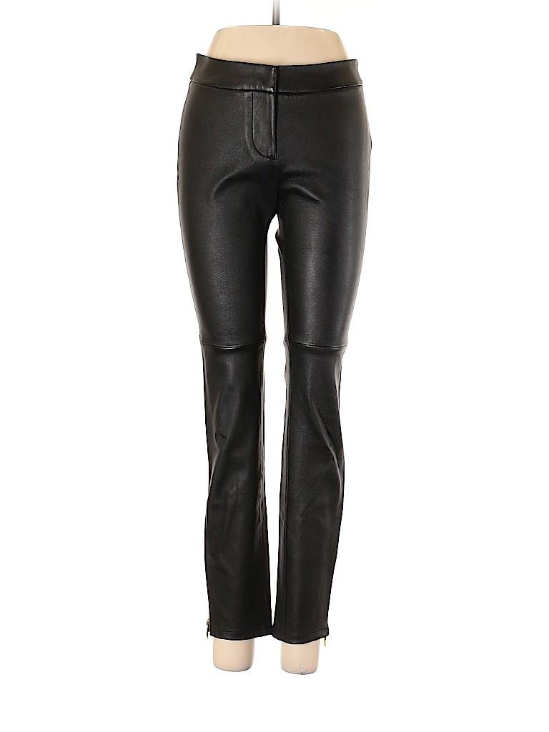 Kate Spade New York Women Leather Pants Size 0