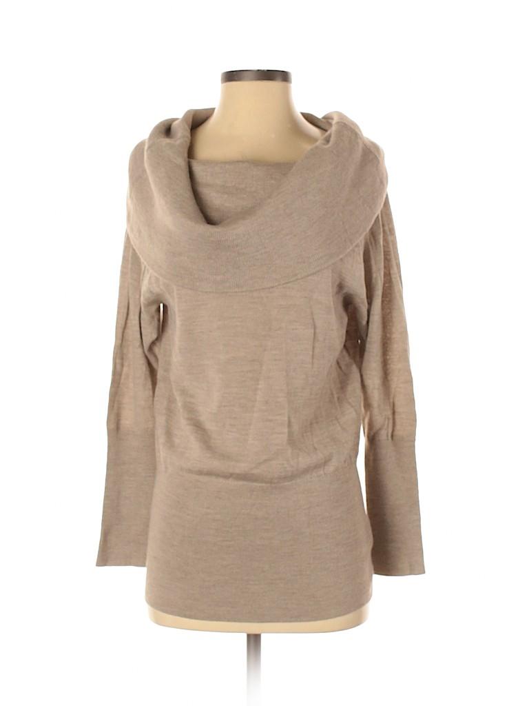 Ella Moss Women Wool Pullover Sweater Size XS