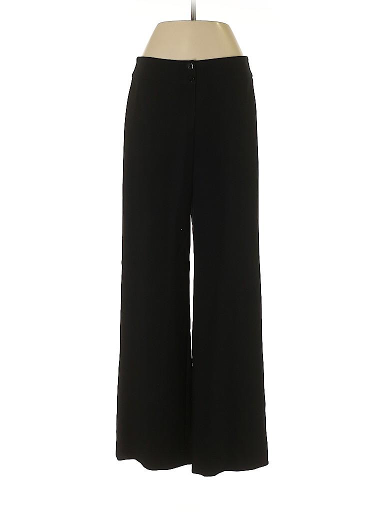 Armani Collezioni Women Wool Pants Size 4