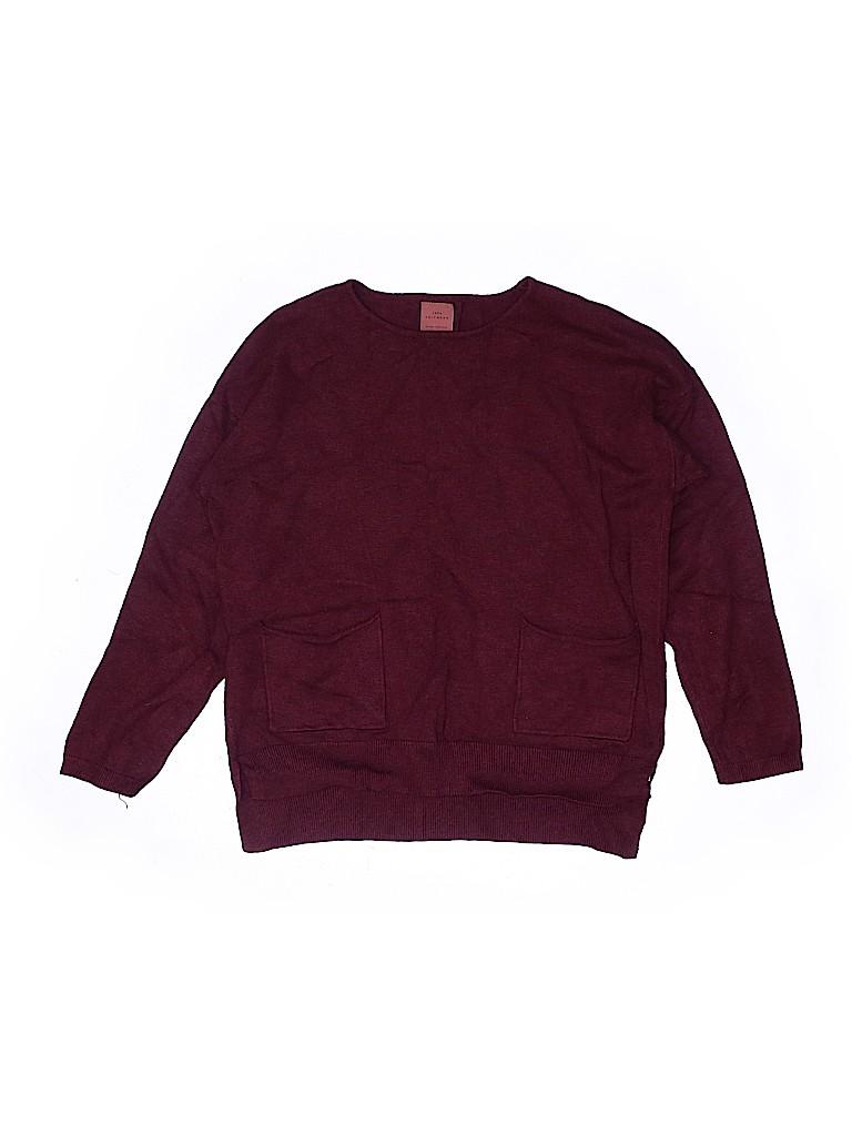 Zara Knitwear Girls Pullover Sweater Size 11 - 12