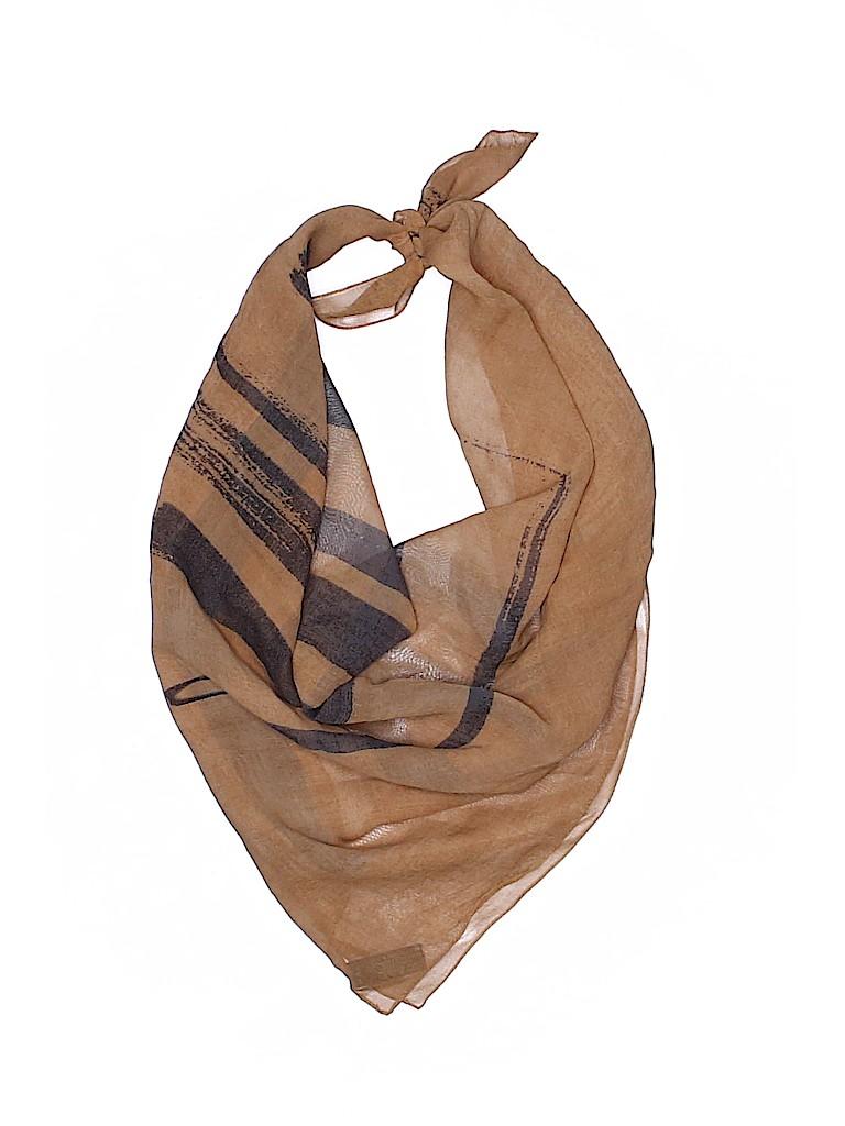 DKNY Women Silk Scarf One Size