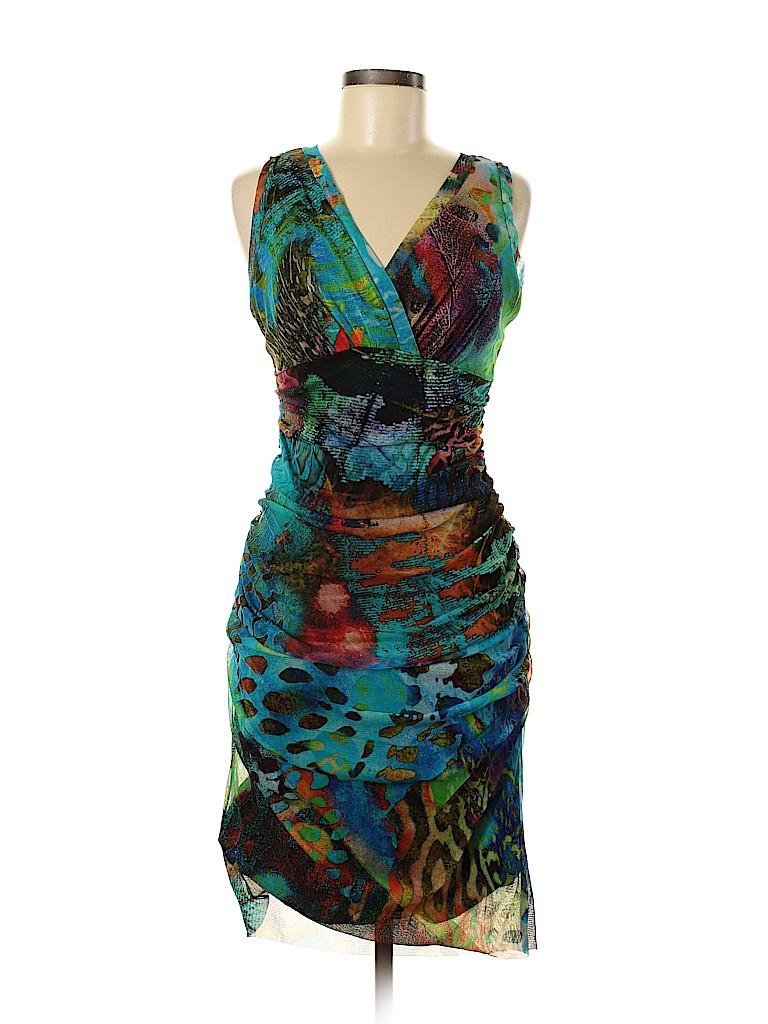 Elana Kattan Women Cocktail Dress Size M