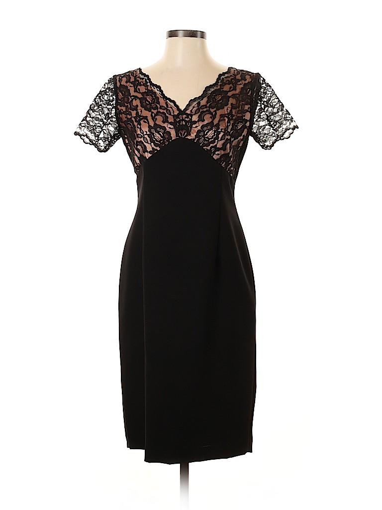 Saks Fifth Avenue Women Cocktail Dress Size 4