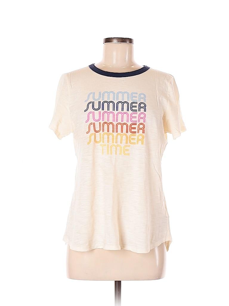 Old Navy Women Short Sleeve T-Shirt Size M