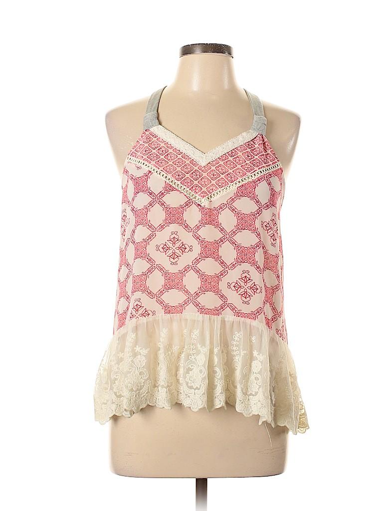 Jolt Women Sleeveless Blouse Size L