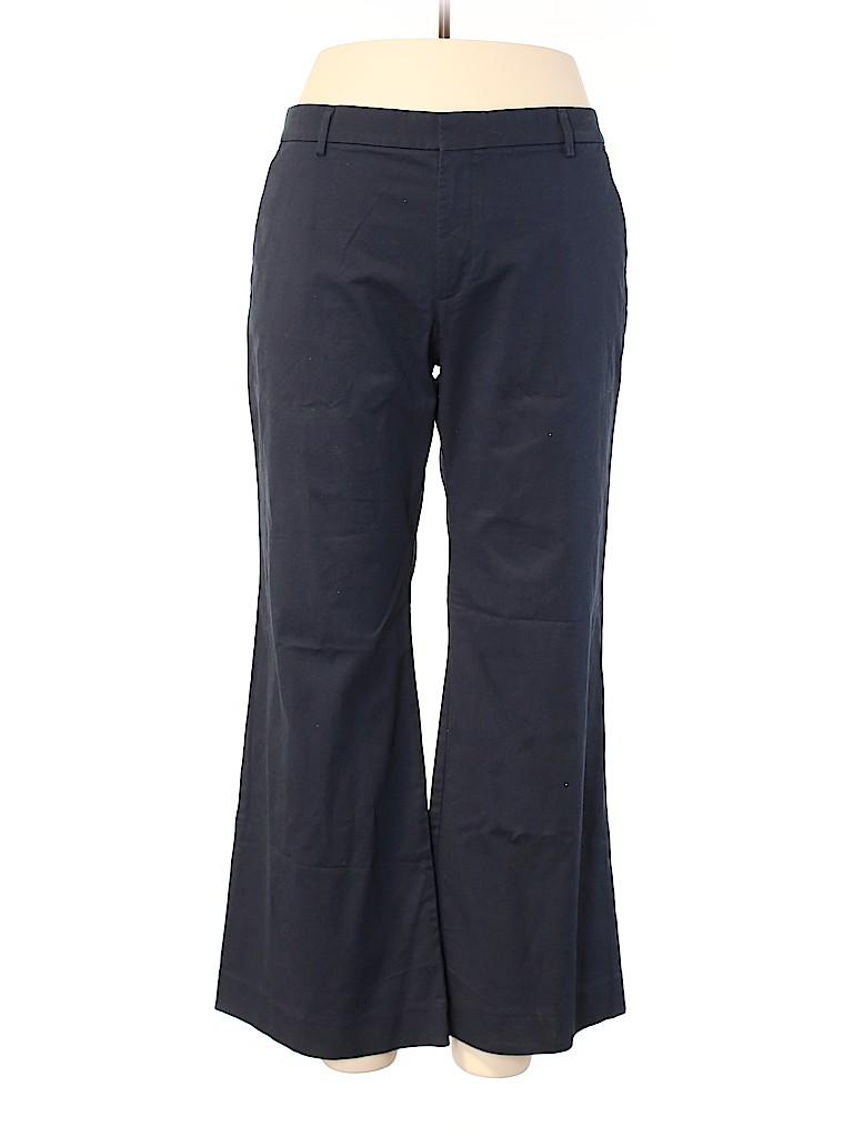Gap Women Khakis Size 16