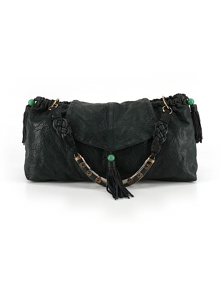 Shanghai Tang Women Leather Shoulder Bag One Size