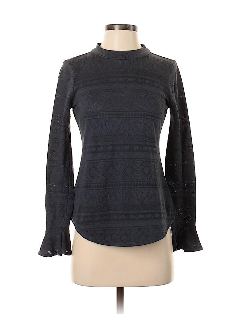 Ann Taylor LOFT Women Long Sleeve Top Size XS (Petite)