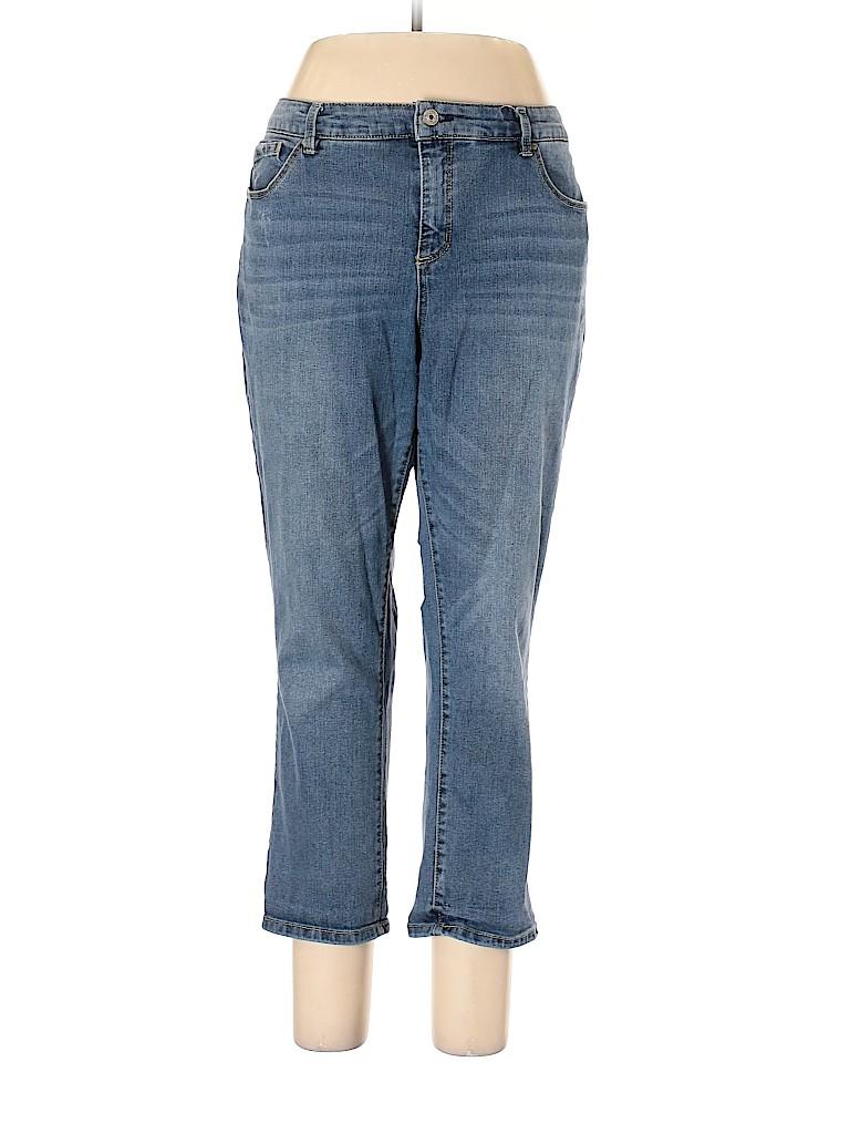 Vintage America Blues Women Jeans 34 Waist