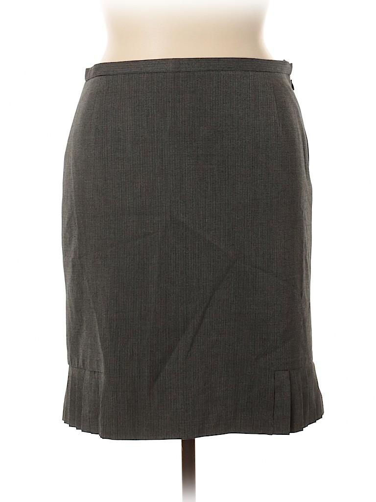 Apt. 9 Women Casual Skirt Size 16