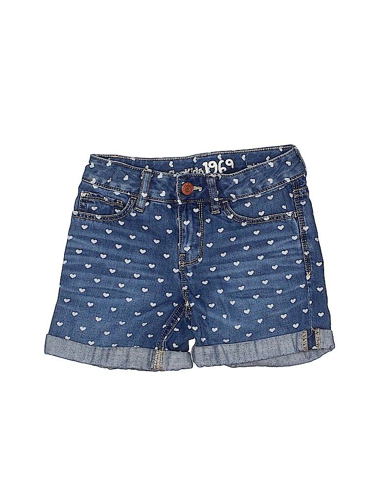 Gap Girls Denim Shorts Size 7