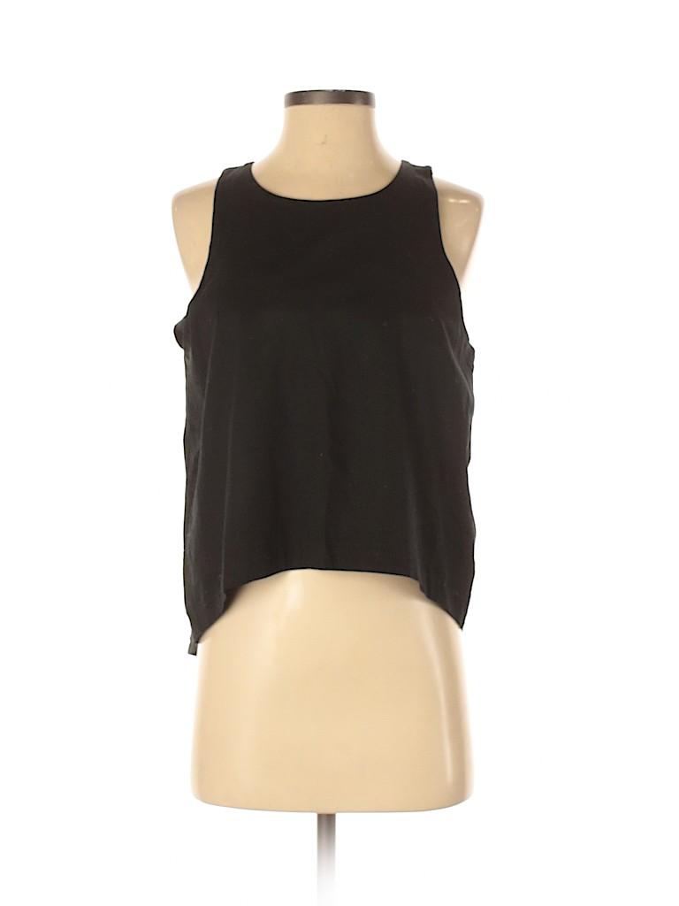Club Monaco Women Sleeveless Blouse Size M