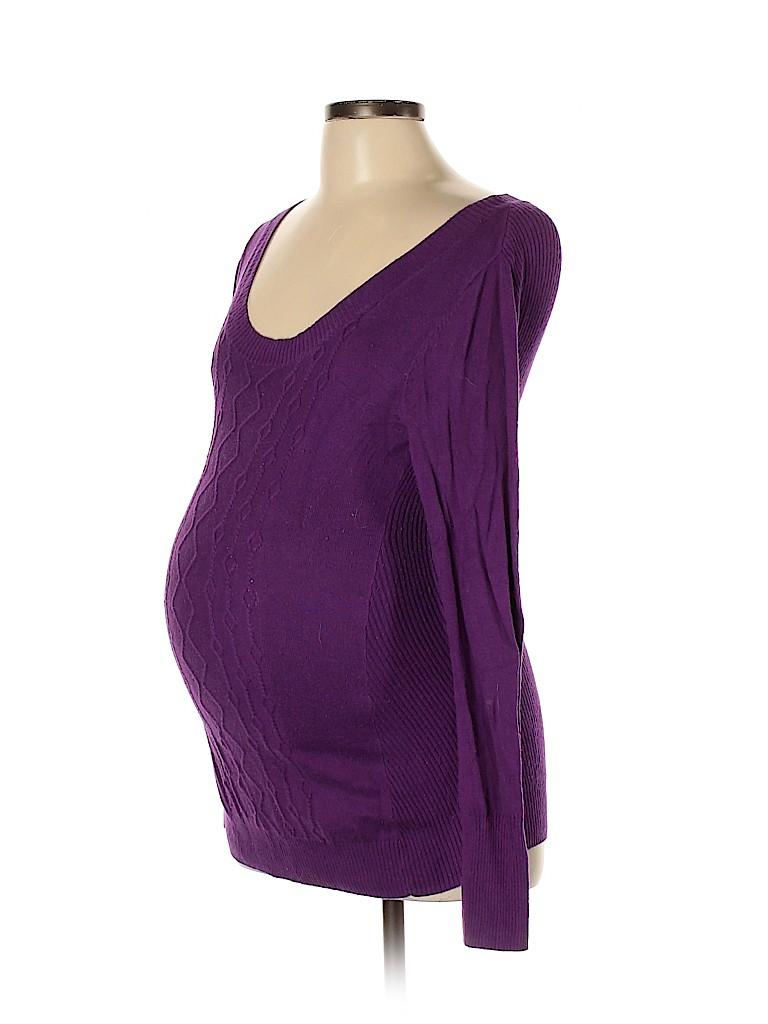 Liz Lange Maternity Women Pullover Sweater Size S (Maternity)