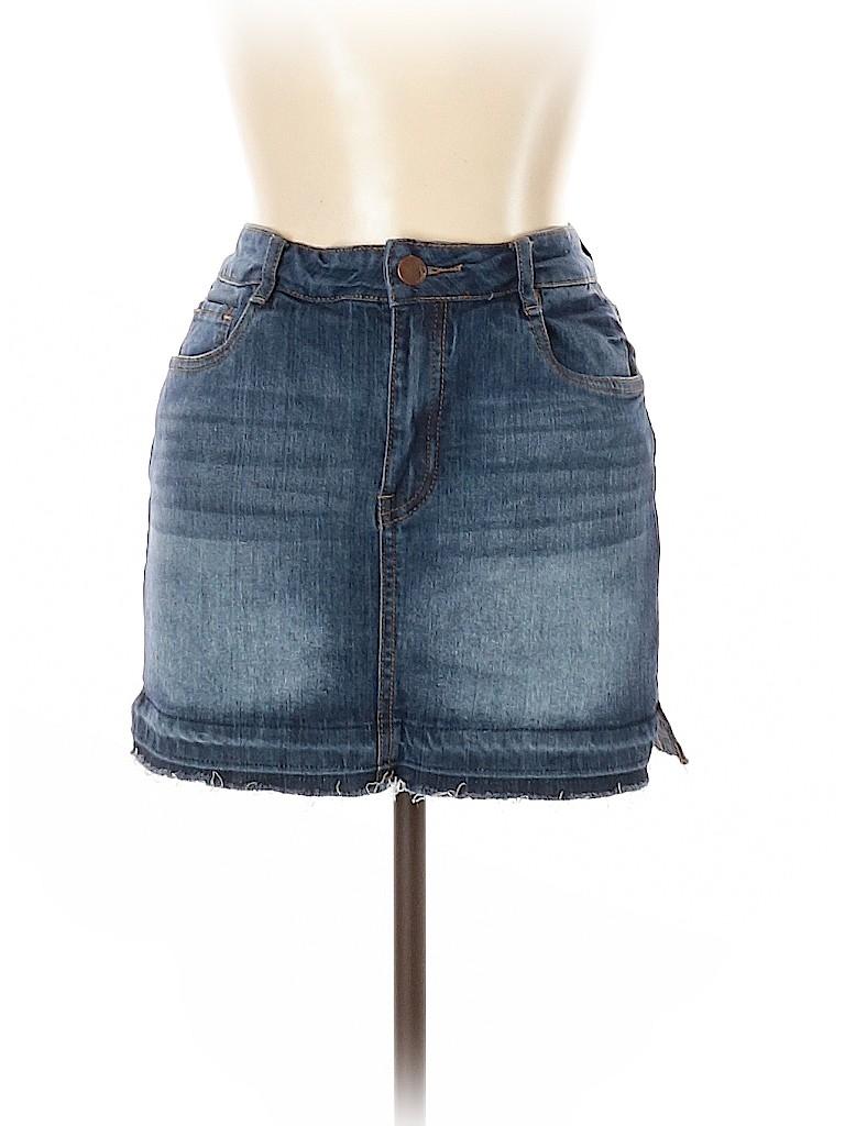 Dollhouse Women Denim Skirt Size 11