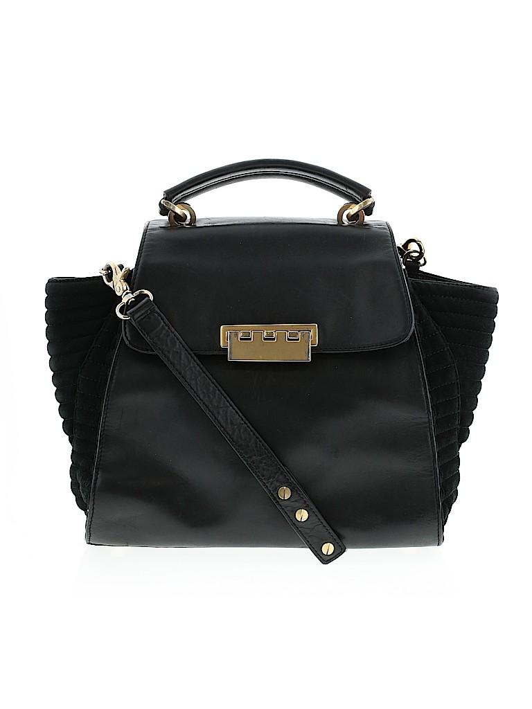 Z Spoke by Zac Posen Women Leather Satchel One Size