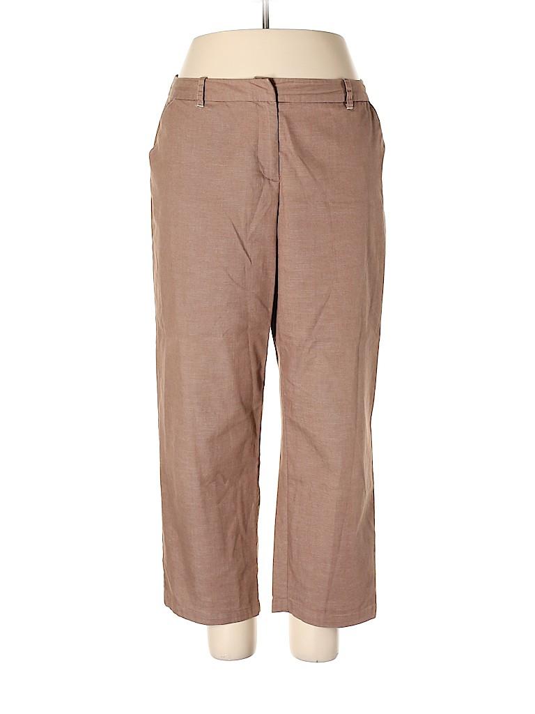 Liz Claiborne Women Dress Pants Size 16 (Petite)