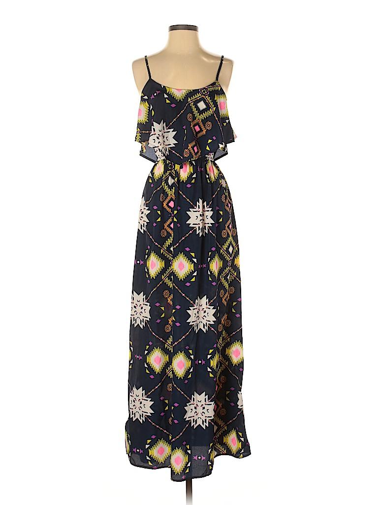 Fire Los Angeles Women Casual Dress Size S