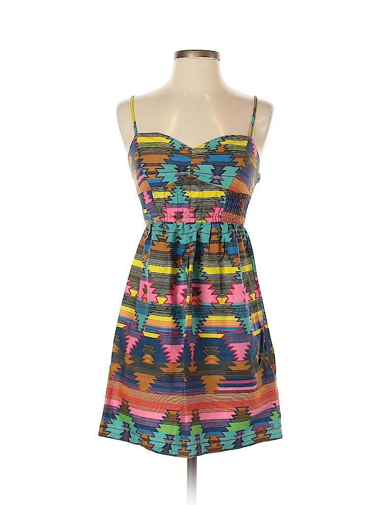 Billabong Women Casual Dress Size M