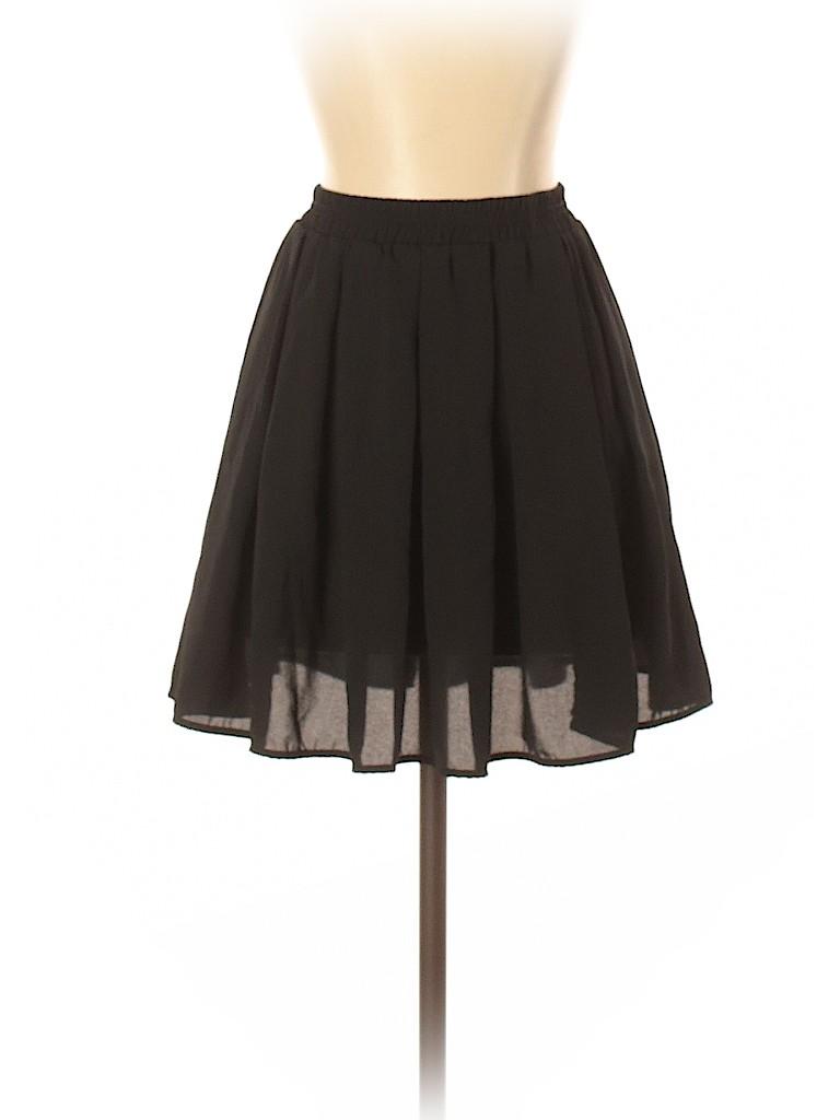 Brandy Melville Women Casual Skirt One Size