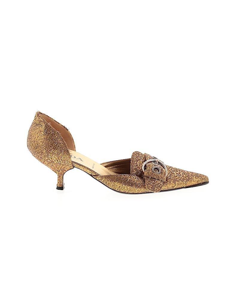 Prada Women Heels Size 38 (EU)