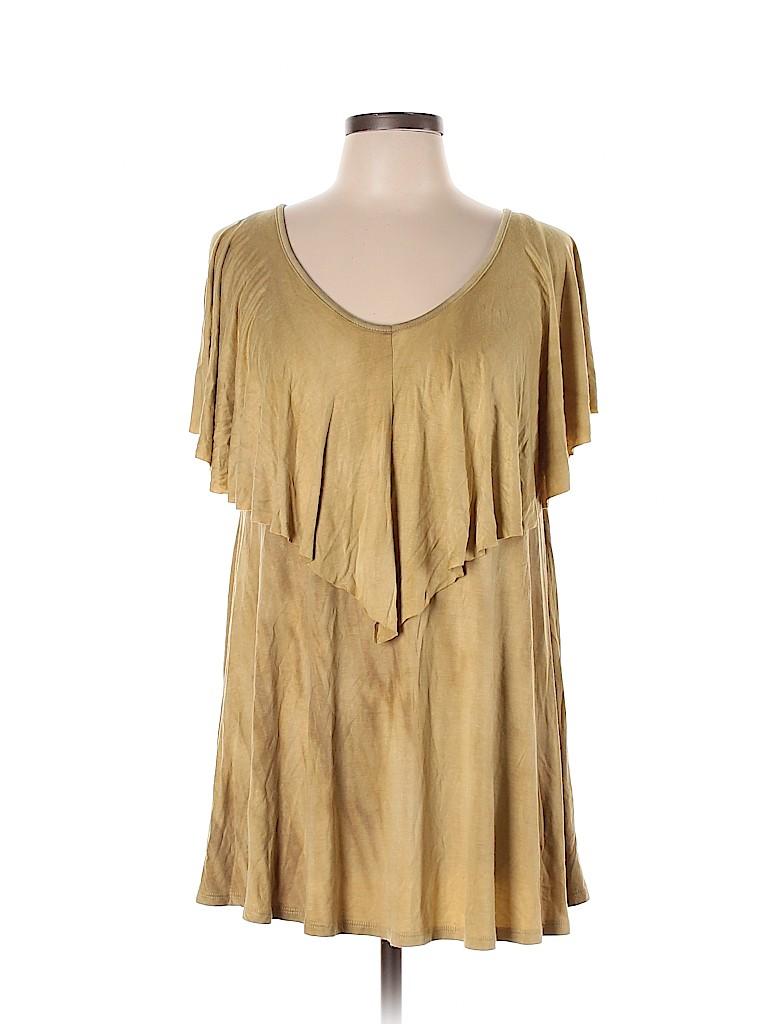 Audrey 3+1 Women Casual Dress Size M