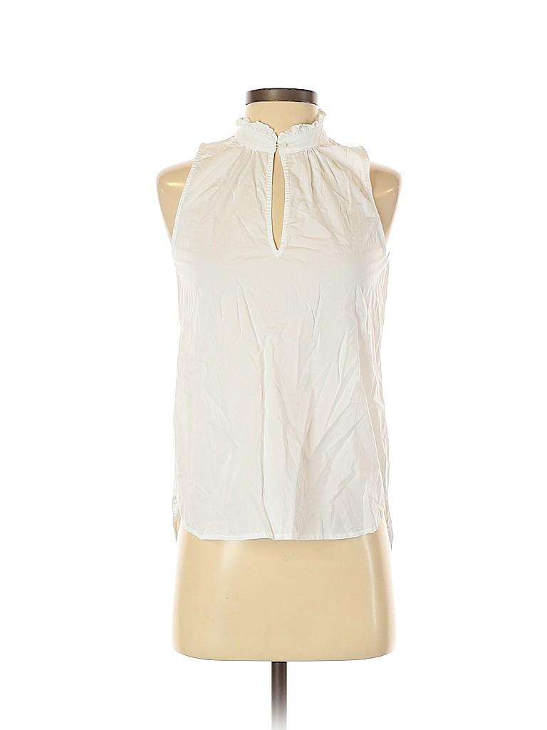 J. Crew Women Sleeveless Top Size 00