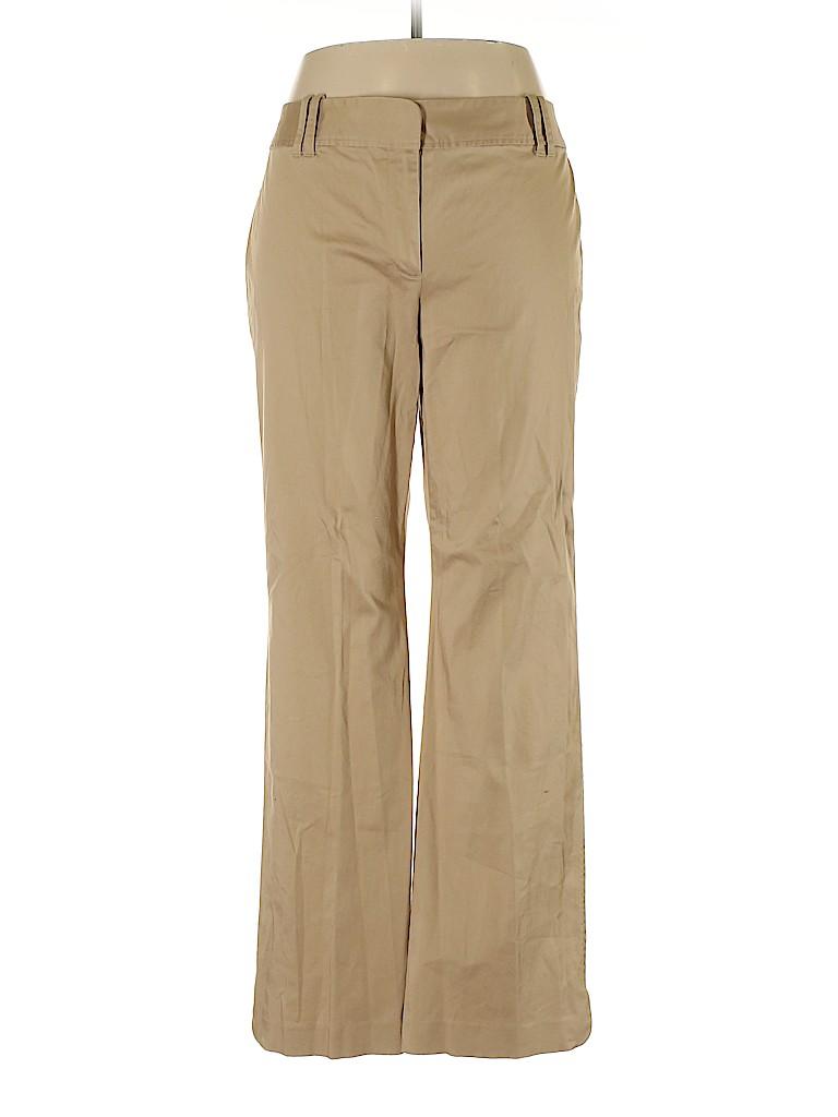 Ann Taylor Women Khakis Size 12