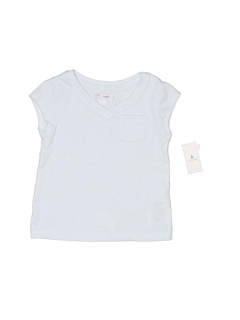 Baby Gap Girls Short Sleeve T-Shirt Size 18-24 mo