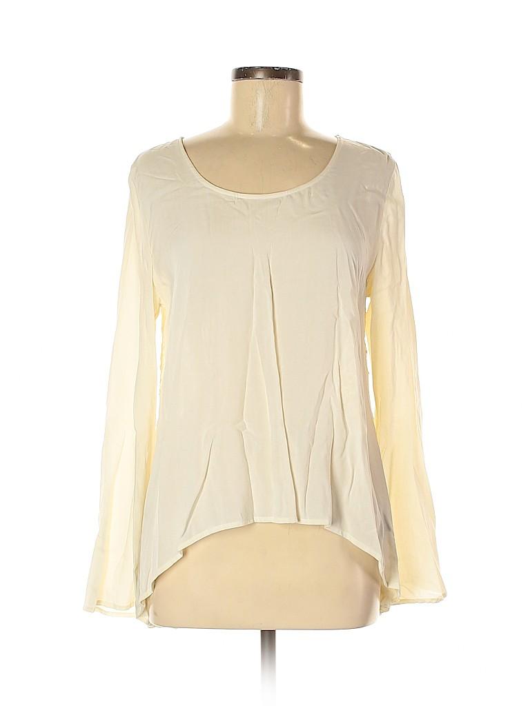 Miss Daisy Women Long Sleeve Blouse Size M