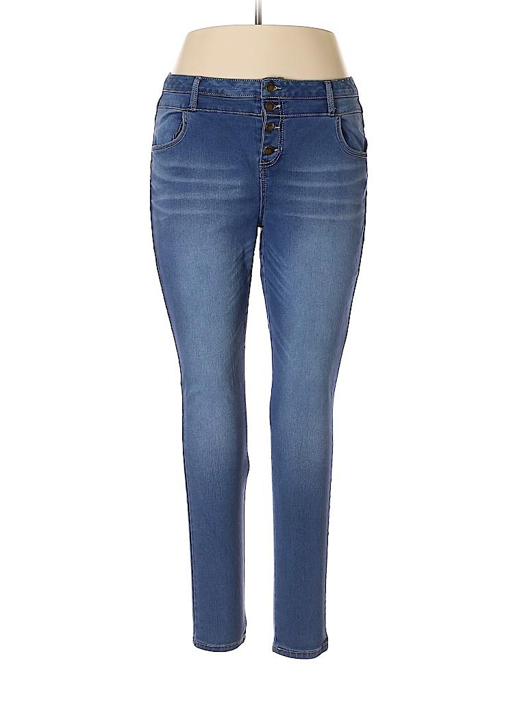 Bongo Women Jeans Size 16