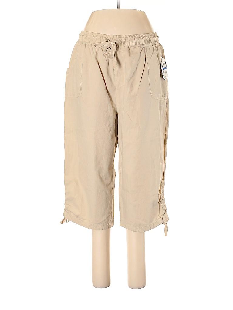 Karen Scott Women Casual Pants Size XL