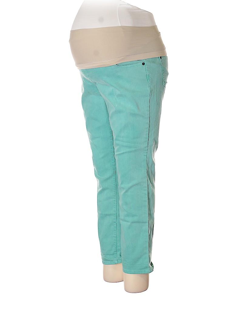Liz Lange Maternity Women Jeans Size 12 (Maternity)