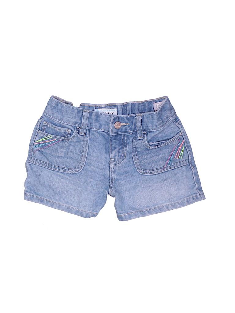 Old Navy Girls Denim Shorts Size 6