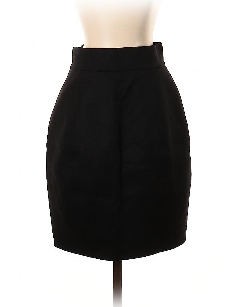 Fendi Women Wool Skirt Size 40 (IT)
