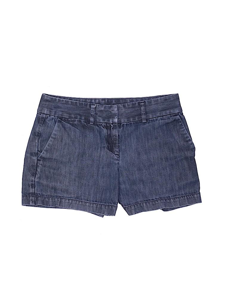 Ann Taylor LOFT Women Denim Shorts Size 00