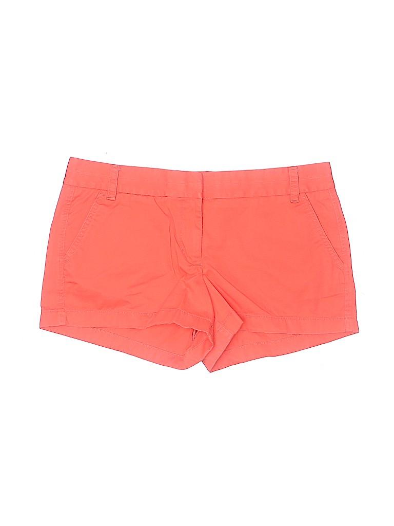 J. Crew Women Khaki Shorts Size 12